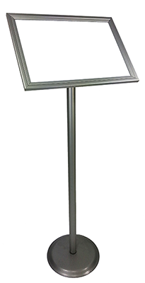 Lobby lollipop stand small